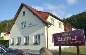 Pension Edelstein im Ostseebad Sellin auf Rügen