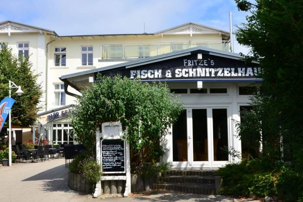 Haus Ferienglück im Ostseebad Sellin auf Rügen