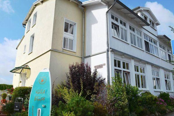 Villa Elise im Ostseebad Göhren auf Rügen