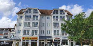 Haus Düne 68 im Ostseebad Binz auf Rügen
