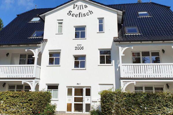 Villa Seefisch im Ostseebad Göhren auf Rügen