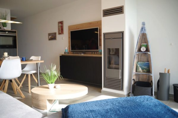 haus-besch-alt-reddevitz-apartment-casa-del-mar-wohnzimmer-mit-kamin